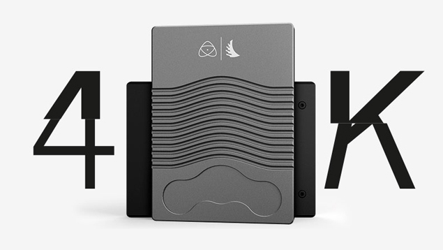 ATOMOS 4K RAW - 2TB, 1TB, 500GB, 320GB, 250GB