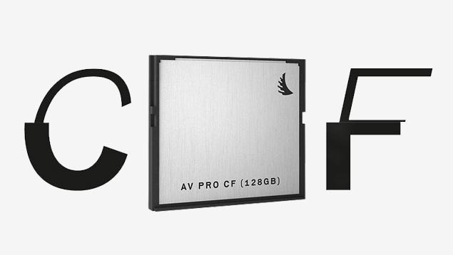 Angelbird AVpro CF - 128GB (CFast)