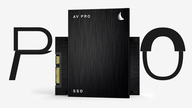 Angelbird AVpro MK2 SSD - 250GB & 500GB