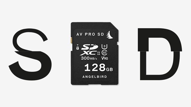 Angelbird AVpro SD (V90) - 128GB