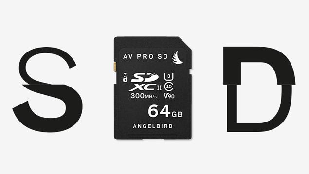 Angelbird AVpro SD (V90) - 64GB