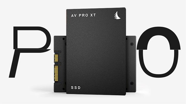 Angelbird AVpro XT SSD - 500GB, 1TB & 2TB