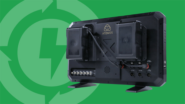 Atomos Continuous Power Battery System
