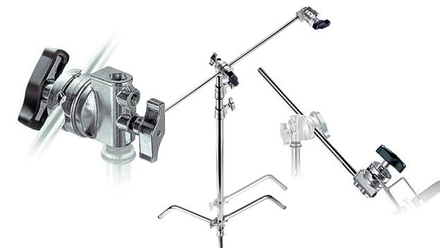 C-Stand (Century Stand) + Grip Arm Kit