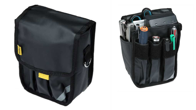 BestBoy Festus Belt Bag (Black)