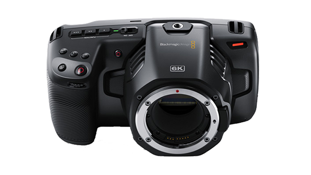 Blackmagic Pocket Cinema Camera 6K (BMPCC6K)