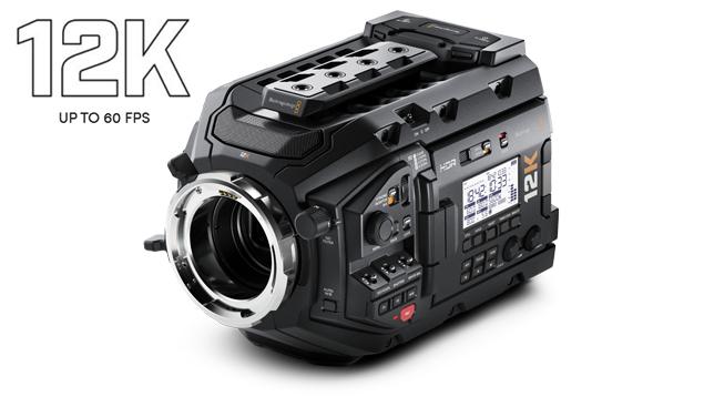 Blackmagic Ursa Mini Pro 12K Digital Cinema Camera
