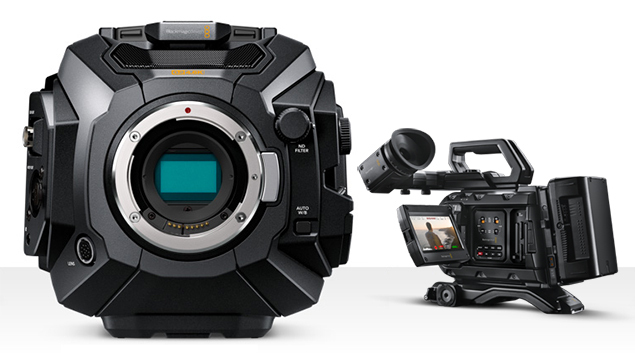 Blackmagic URSA Mini Pro 4.6K G2 Super35 Professional Digital Film Camera