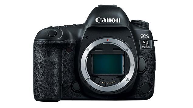 Canon EOS 5DMK4 DSLR Camera (Body)
