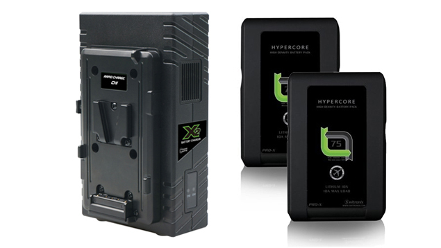 CORE SWX Hypercore Slim 7 Battery Kit with X2S Vertical Charger (82WH)