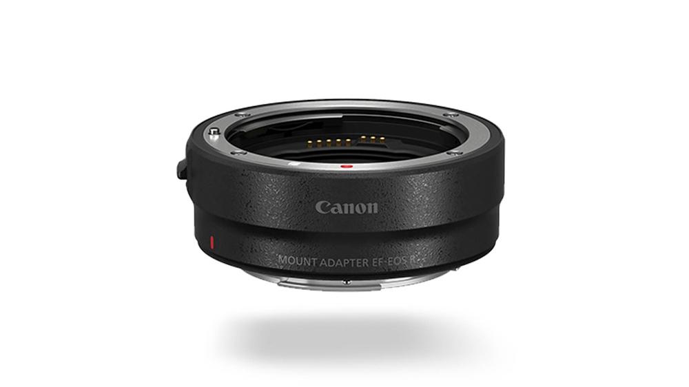 Canon EF – RF Mount (EOS R) Lens Adapter