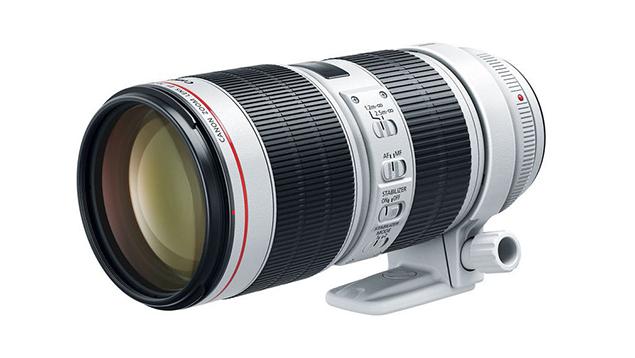 Canon EF 70-200MM f/2.8L IS III USM Zoom Lens (Full Frame)