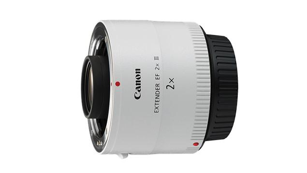 Canon EF Extender 2.0x III (Full Frame)