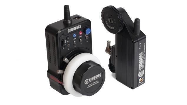 Cinegears Single Axis Wireless Follow Focus - Express