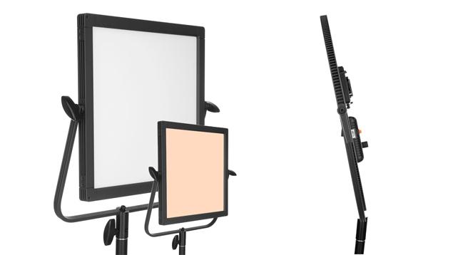 Lishuai Edgelight C-518ASV LED Panel (30x30cm) Bi-Colour
