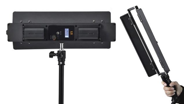 Lishuai Edgelight C-308AS Handheld LED Strip Light (40cm) Bi-Colour