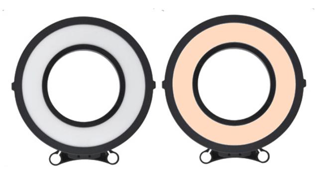 Lishuai Edgelight C-318RLS LED Ring Light Bi-Colour