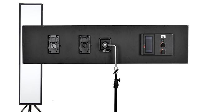 Lishuai Edgelight C-1180AS LED Strip Light (126cm) Bi-Colour