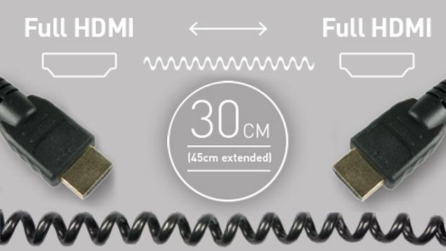 Atomos HDMI Cable – Full to Full (30cm)