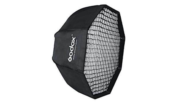 GODOX SB-GUE120 Grid Softbox Foldable Octa
