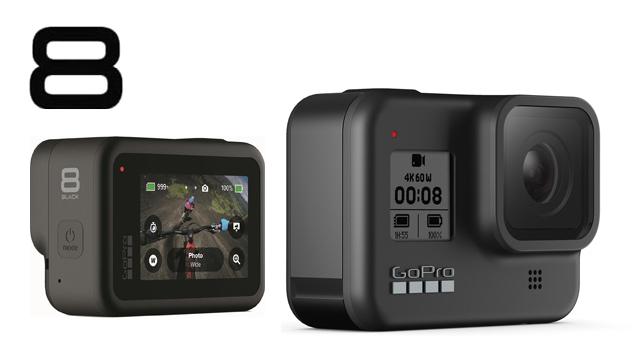 GoPro HERO8 Black 4K Camera