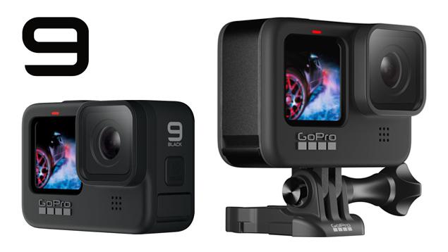 GoPro HERO9 Black 5K Camera