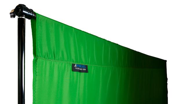 Seamless Green Screen Kit - Westcott (10'x24')