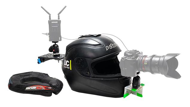 Helmet Cam POV