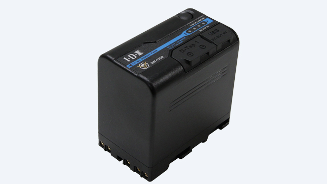 IDX SB-U50 (48Wh 14.4V Li-ion Battery for Sony BP-U Series