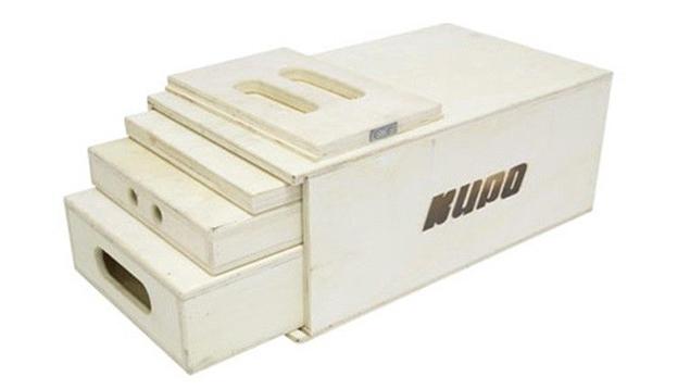 Kupo 4 in 1 Nesting Apple Box Set