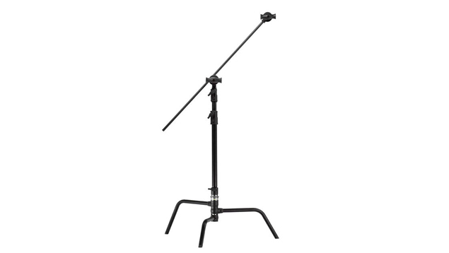 """Kupo 20"""" Black Master C-Stand Kit with Quick Release Base"""