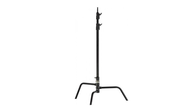 """Kupo 30"""" Black Master C-Stand with Quick Release Base"""
