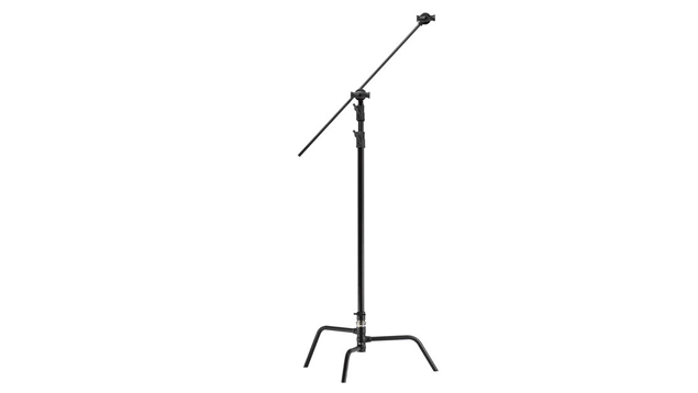"""Kupo 40"""" Black Master C-Stand Kit with Quick Release Base"""