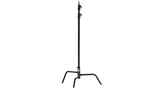 """Kupo 40"""" Black Master C-Stand with Quick Release Base"""