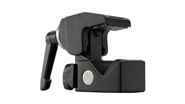 Kupo Convi Clamp with Adjustable handle - Black