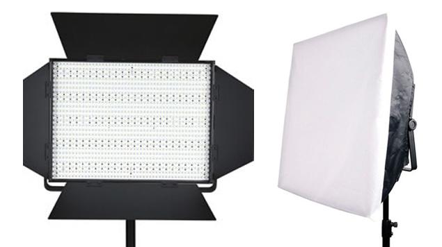 LEDGO 1200 1x1 LED Panel (Bi-Colour)