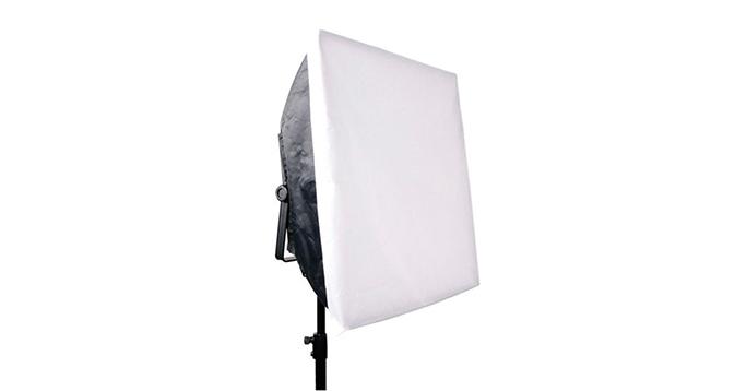 LEDGO 1200 LED Panel Soft Box 30x40cm
