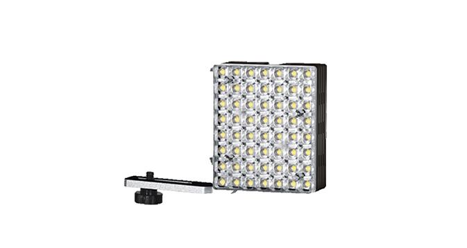 LEDGO 56 LED On Camera LED Panel (Daylight)