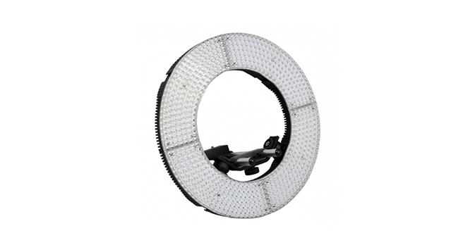 LEDGO 640 LED Ring light 4 X 160 modular panel kit