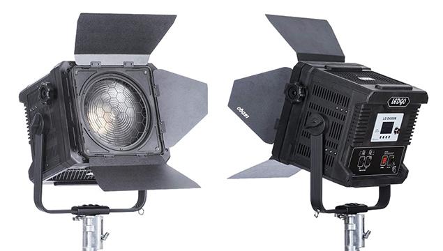 LEDGO LG-D4500M 450W LED Fresnel light (Daylight)