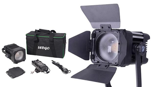 LEDGO LG-D300C 30W LED Fresnel light (Bi-Colour)