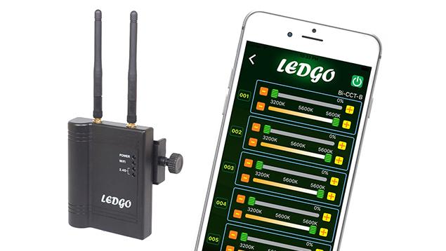 LEDGO LG-WIFICB WiFi 2.4G Control Box