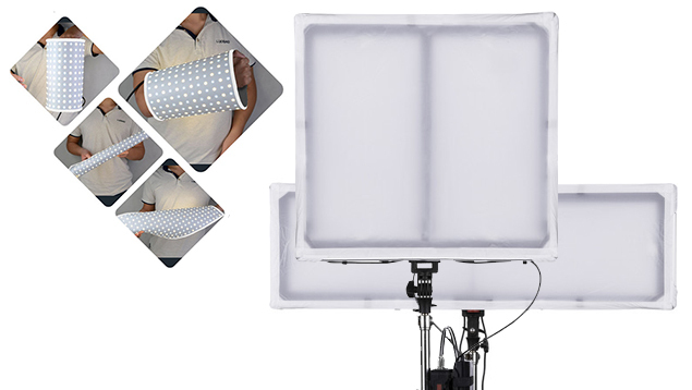 LEDGO Versatile High Output Flexible LED Panels V116C2K1 (Bi-Colour)