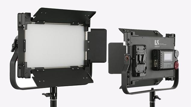 Lishuai 800X 80 watt High Output LED Panel (Bi-Colour)