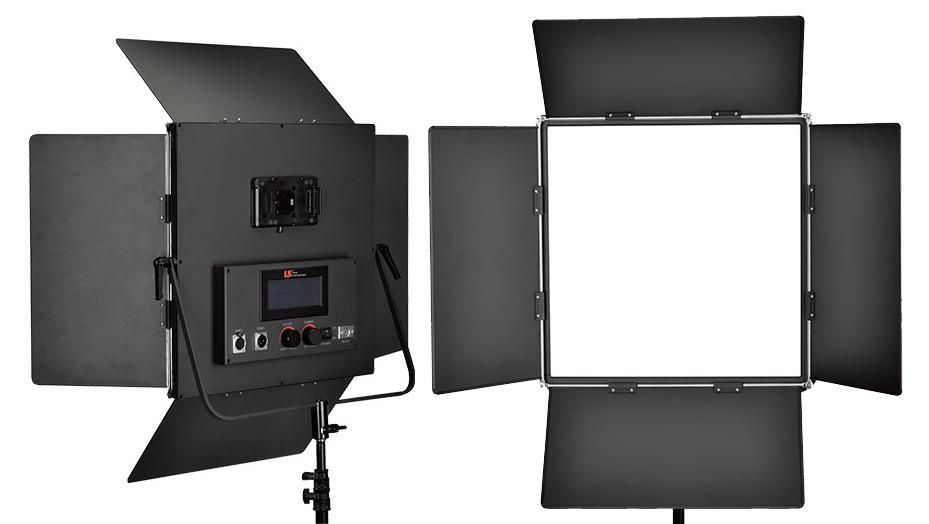 """Lishuai C-818 LED Soft Light ( 21x21"""") 1x1 Bi-Colour Edgelight"""