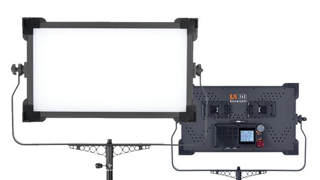 Lishuai 1x2 Ultra Bright VictorSoft V-4000ASVL LED Panel (Bi-Colour)