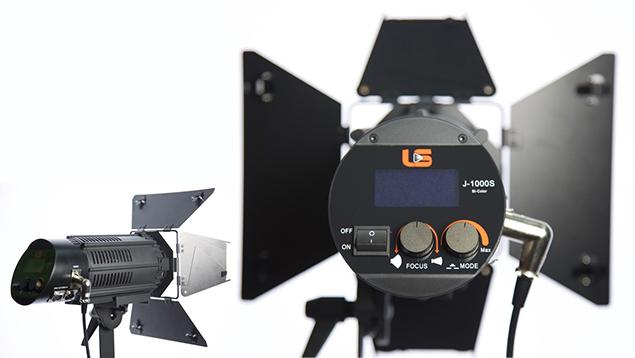 Lishuai Fresnel LED Light 100W 100-240VAC (Daylight)