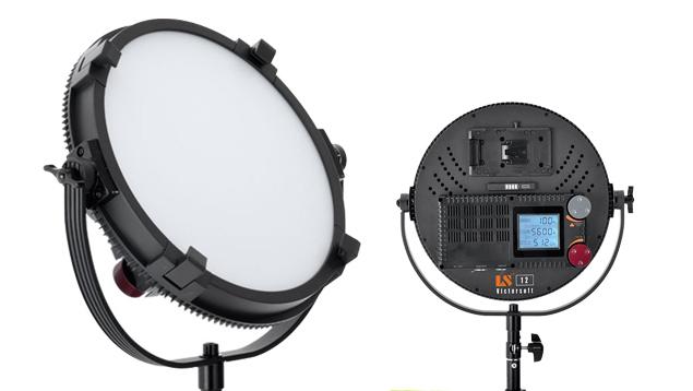Lishuai Ultra Bright VictorSoft 12 LED Panel VR-1200ASVL (Bi-Colour)