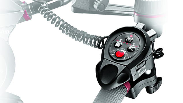 Manfrotto MVR911ECCN Clamp-on Electronic Remote Control for Canon HDSLR Cameras
