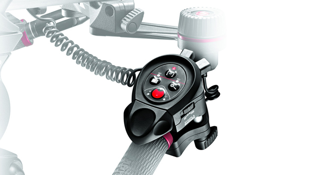 Manfrotto MVR911ECCN Clamp-on Electronic Remote Control for Canon DSLR